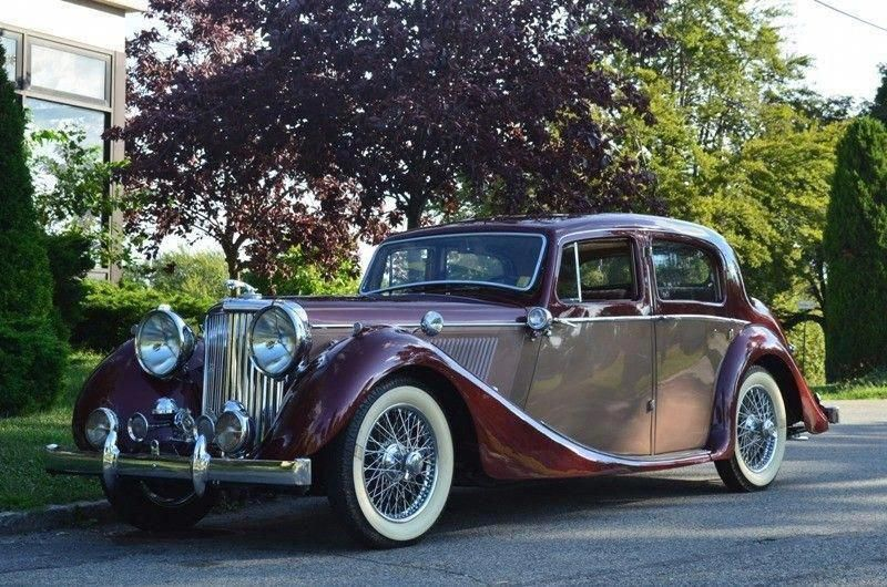 1948 Jaguar MK IV Jaguarclassiccars (With images