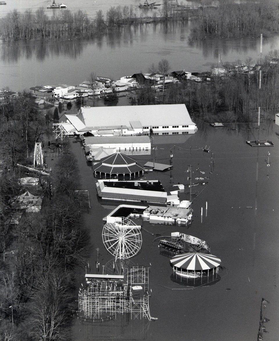 A Look Back At 114 Years Of Oaks Park, Oregon's Oldest Amusement Park