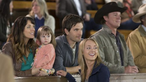 Heartland - 7x02 - Living the Moment | Amy and ty