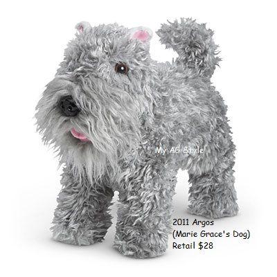 American Girl Pet Animal Kit/'s Dog Grace New In Beforever Box