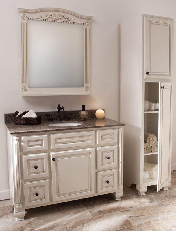 Small Bathroom Cabinets White – White Cabinets Bathroom