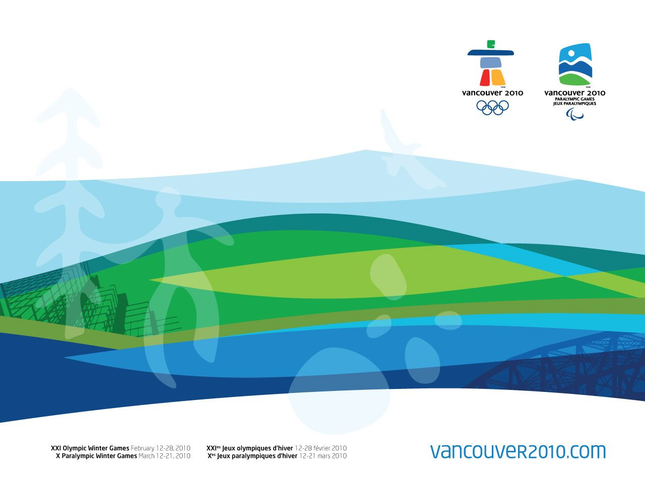 Poster design vancouver - Vancouver 2010 Winter Olympics Vanoc Covan Graphic Identity Environmental Graphics