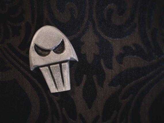 Hades Skull Costume Piece