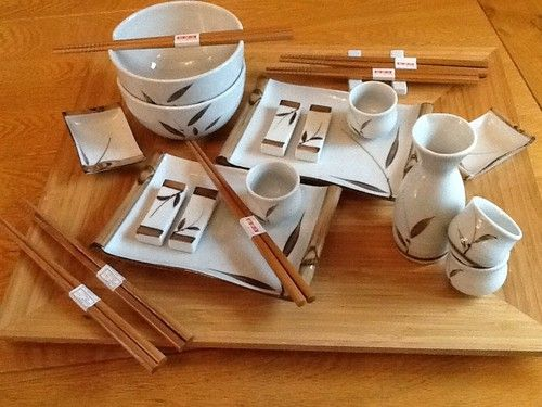Japanese Dining Set Sushi And Saki Ebay Http Www Ebay Co Uk