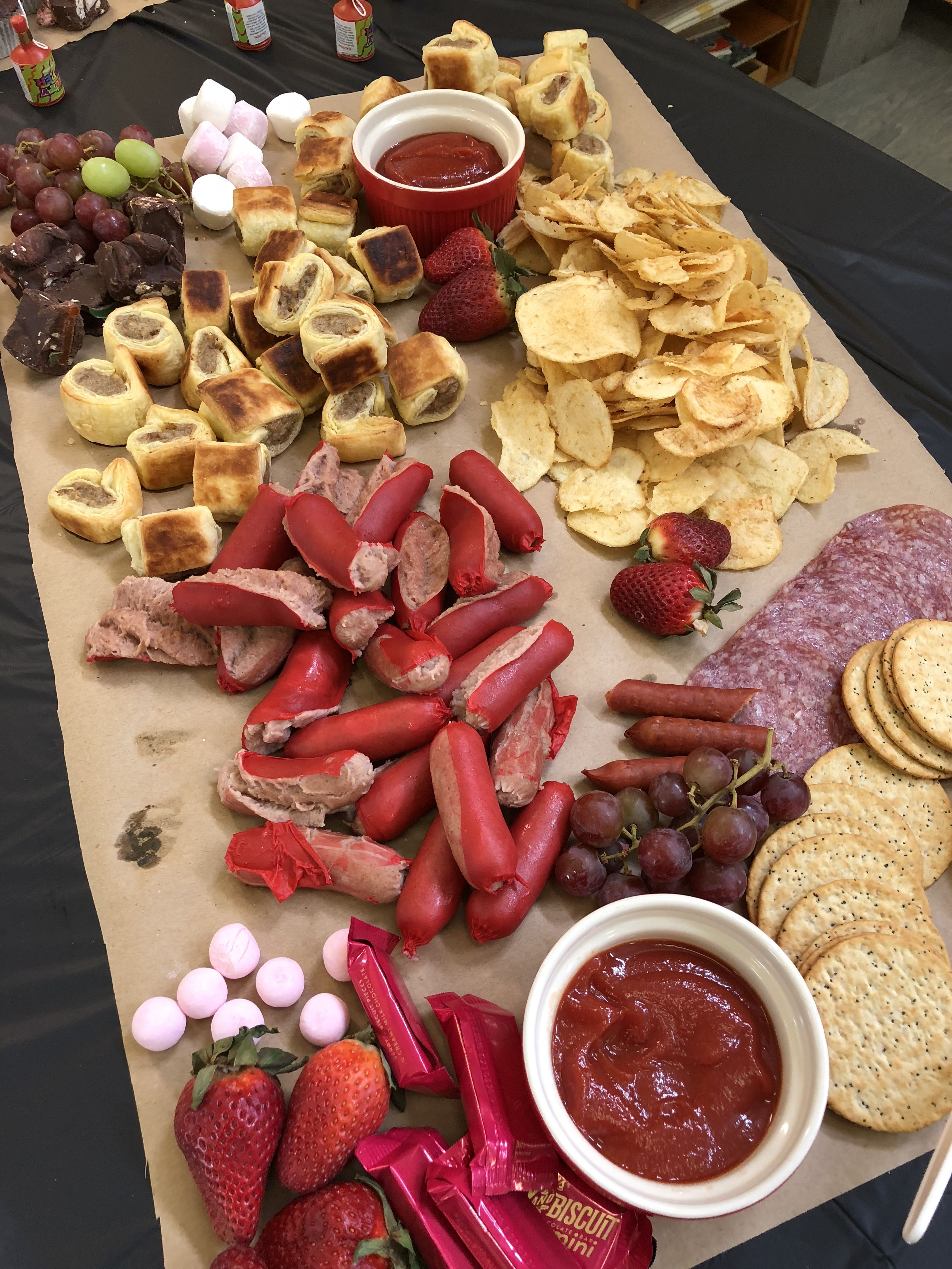 Kids Grazing Table Platter Birthday Party Food Party Food