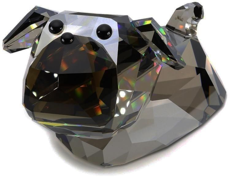 dd172cdd14c0d Details about SWAROVSKI LOVLOTS GANG OF DOGS - TOMASO PEPPINO ...