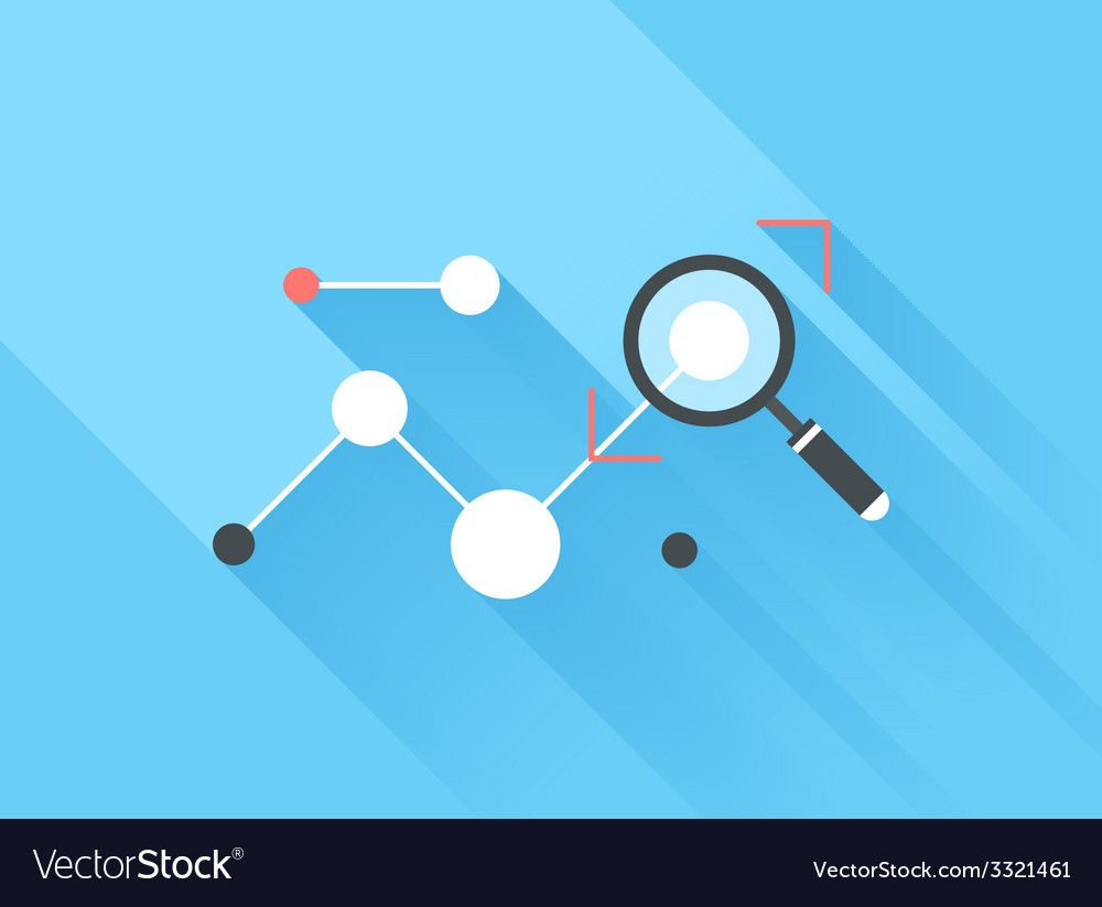 Data Analysis Royalty Free Vector Image Vectorstock Aff