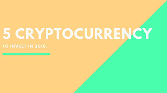 top 5 cryptocurrency to invest in now