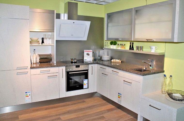 Abverkaufsküche Sierra Sale Küche Granitarbeitsplatte Küchen