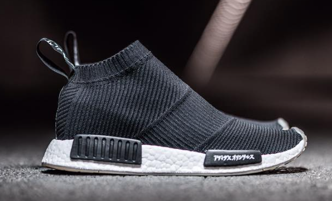 Adidas NMD City Sock X Mikitype #sneakers | Fashion
