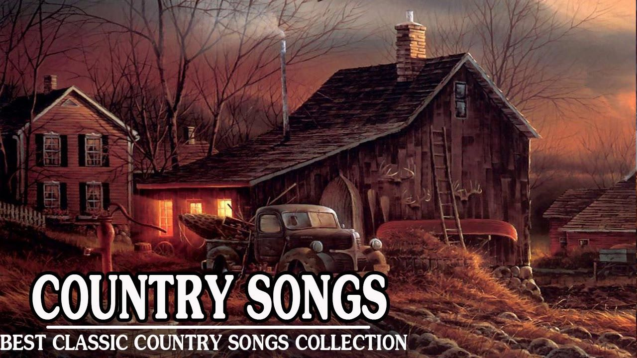 Top 100 Classic Country Songs Of All Time - Best Golden Old Country ...