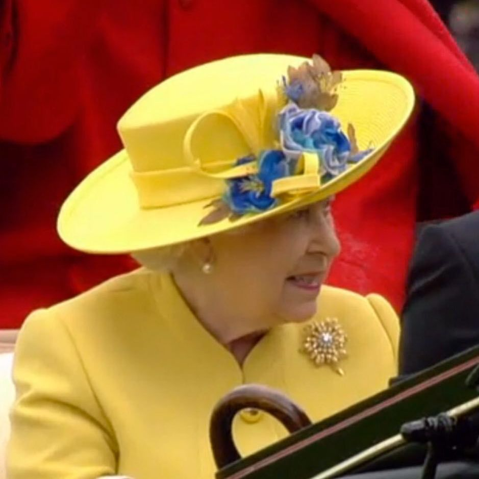 "598 Likes, 5 Comments - X-u-i-n (@xuin10) on Instagram: ""Queen today❗️ 1st Day: Royal Ascot…"""