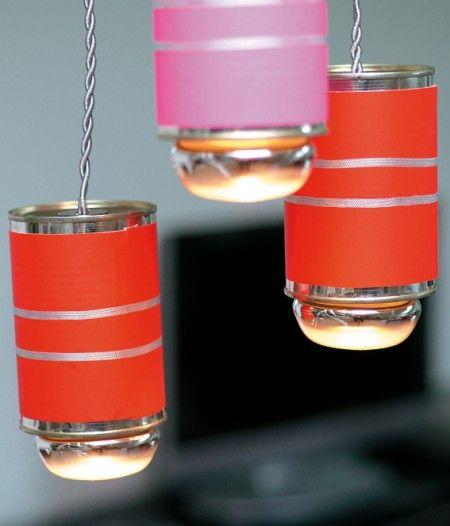 bo tes de conserve lampe r cup 39 bo tes de conserve pinterest. Black Bedroom Furniture Sets. Home Design Ideas