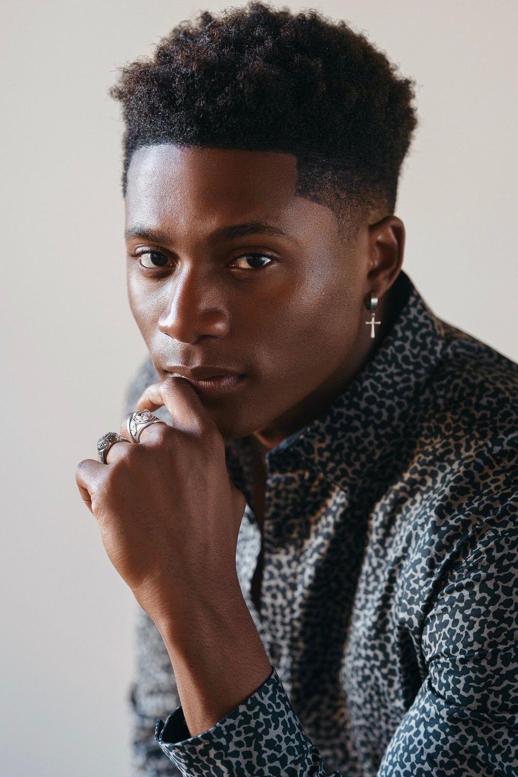 Brees Bf Kaden Longroad In 2020 American Tv Show Cute Black Guys Cute Celebrities
