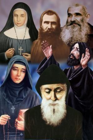 Saints of Lebanon