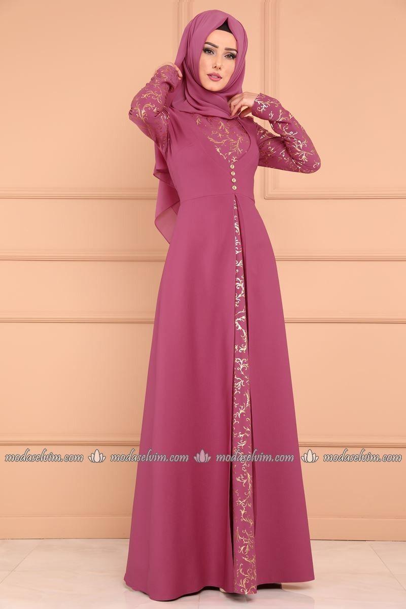 Gamis  Model pakaian hijab, Pakaian wanita, Model baju wanita