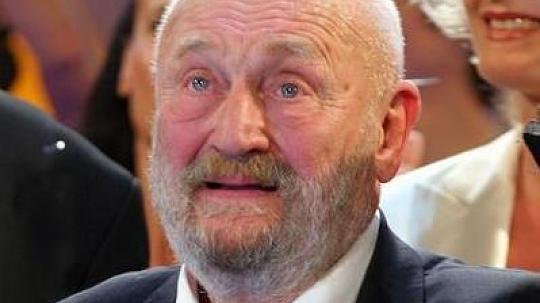 Bekannter Ddr Mime Rolf Hoppe Der Bosewicht Wird 75 Ddr Schauspieler Schauspieler Bekannte Schauspieler