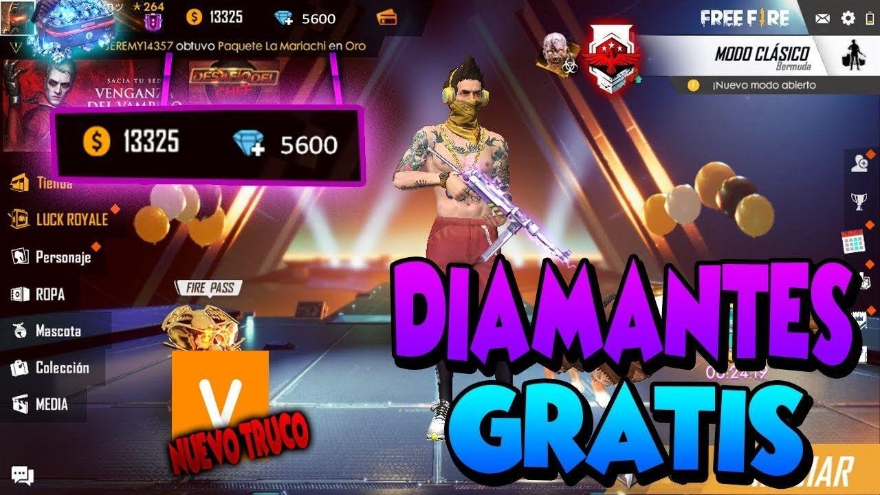 Nuevo Método Para Conseguir Diamantes En Free Fire | Free, Diamantes,  Fondos de pantalla de iphone