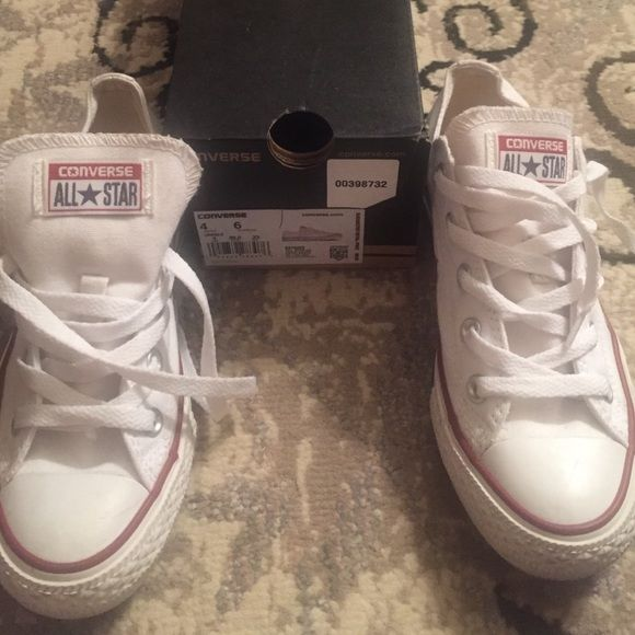 Converse all star Ox--- SOLD   Converse
