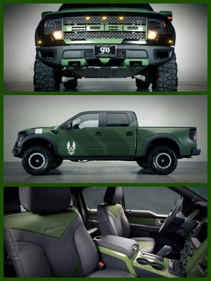 One of a Kind Halo Truck for Sale on eBay | trucks | Trucks