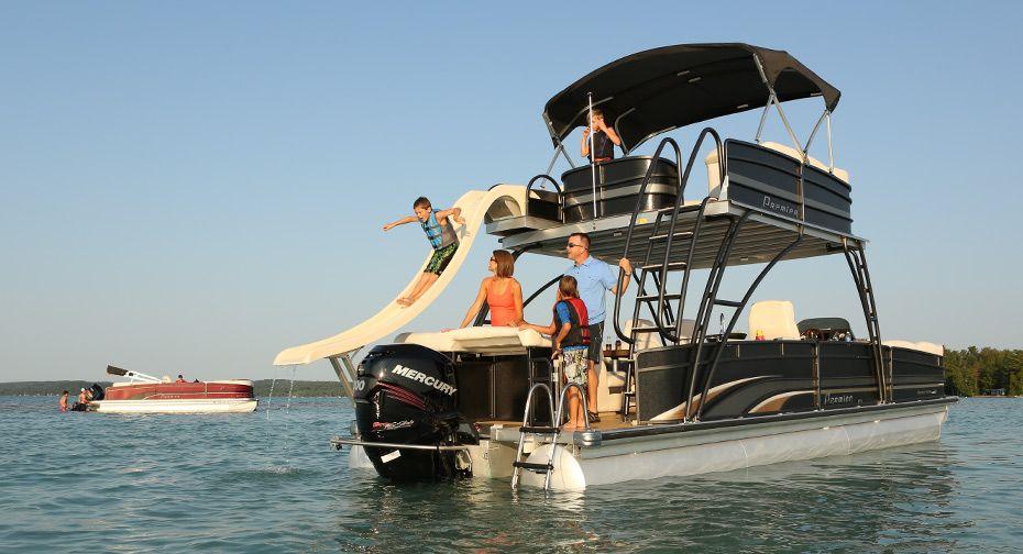 Pontoon Manufacturers Pontoon Boats For Sale Premier Pontoons Pontoon Boat Boat Pontoon