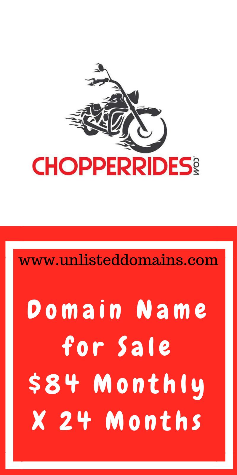 Chopper Rides Names Domain Messages