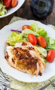Slow Cooker Spiced Whole Chicken Recipe