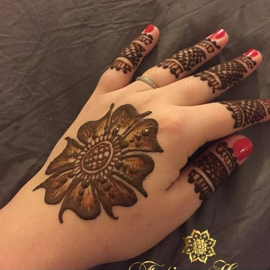 Simple Henna Designs Which One 1 10 Vi Mehndi Designs For