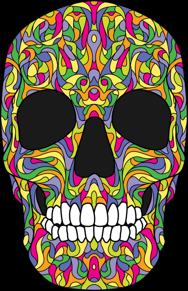 Skull by kpnolan52 on DeviantArt