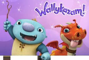 Wallykazam! Wallykazam! Kids Games & Activities