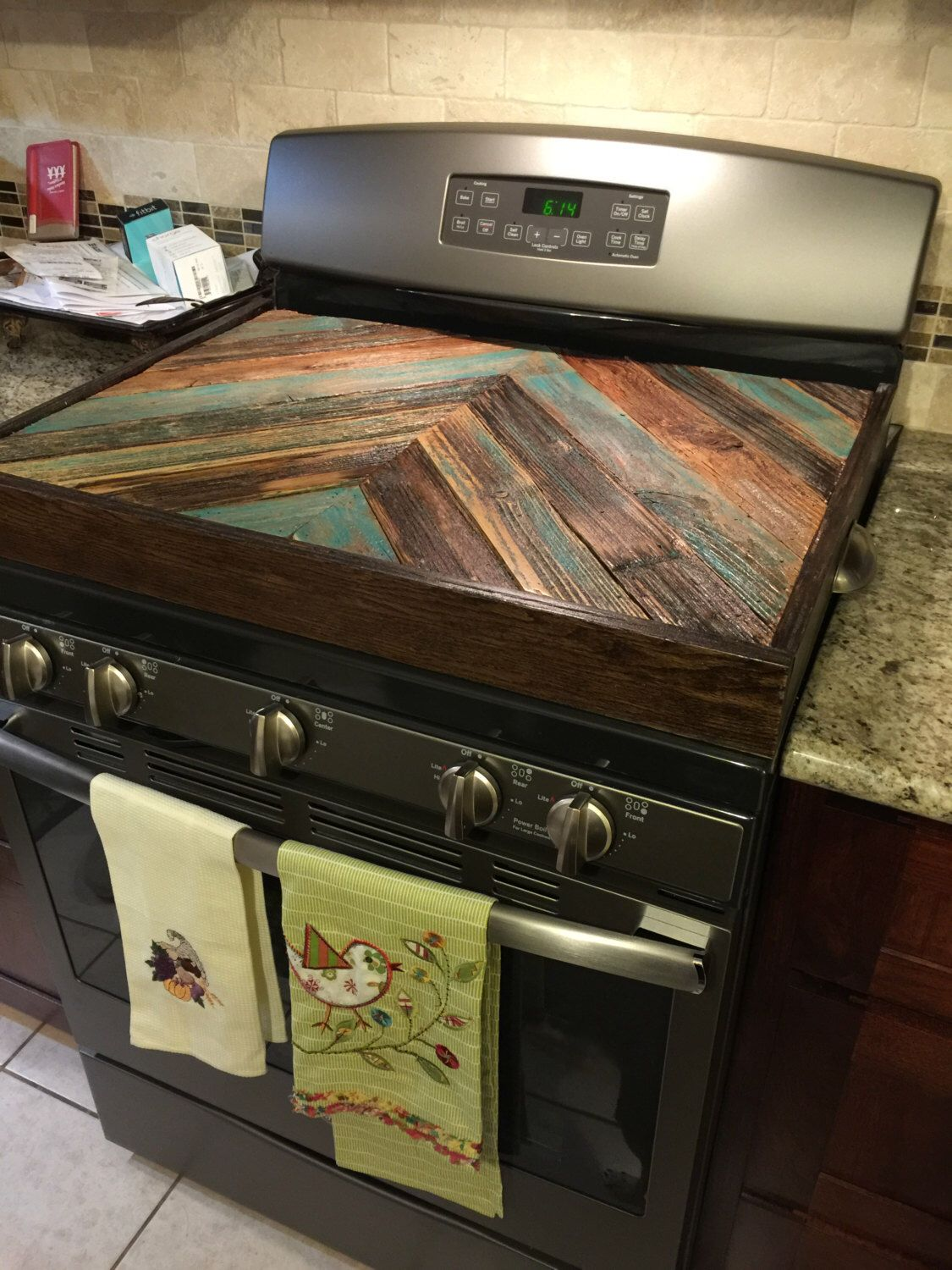 Stovetop Cover Home Diy Stove Cover Diy Home Improvement