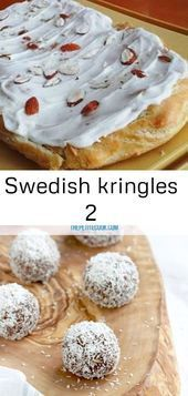 #kringles #Swedish These bars have an easy crust, a buttery almond flavored laye... #mazedonischesessen #kringles #Swedish These bars have an easy crust, a buttery almond flavored laye... , #kringles #Swedish These bars have an easy crust, a buttery almond flavored layer, and an almond icing. Serve as a dessert or as a breakfast Danish. S... #mazedonischesessen