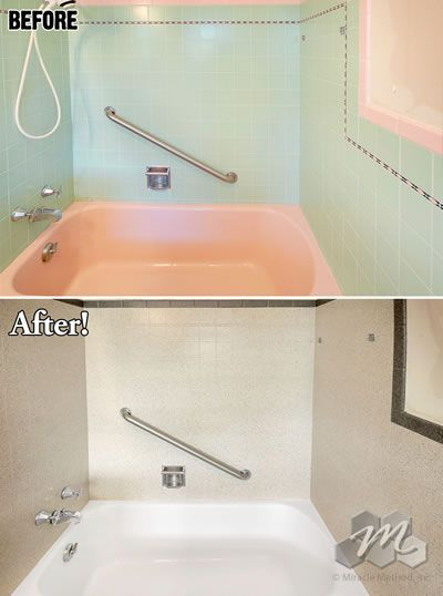 Attractive If Youu0027ve Been Considering Bathtub Refinishing Cost Versus That Of A Full  Replacement Miracle