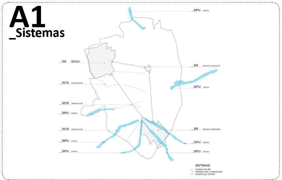 Galeria de Novo urbanismo de transformação e reciclagem: Projeto Madrid Centro - 8
