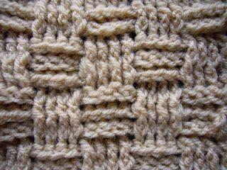 Textiel handwerken: Kussenhoes haken