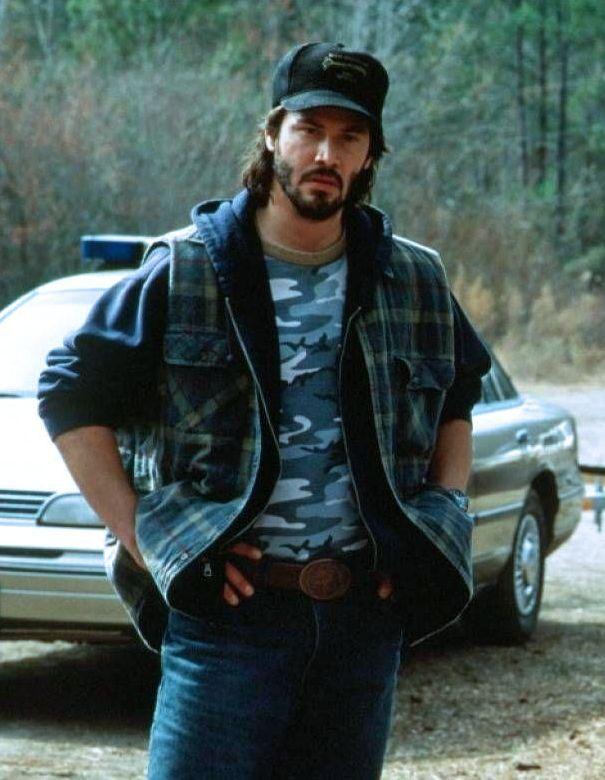 Keanu Reeves - The Gift (2000)   Keanu Reeves   Pinterest   Keanu ...