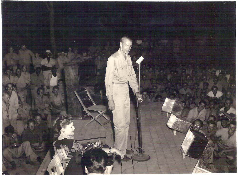 Image result for gary cooper uso ww2