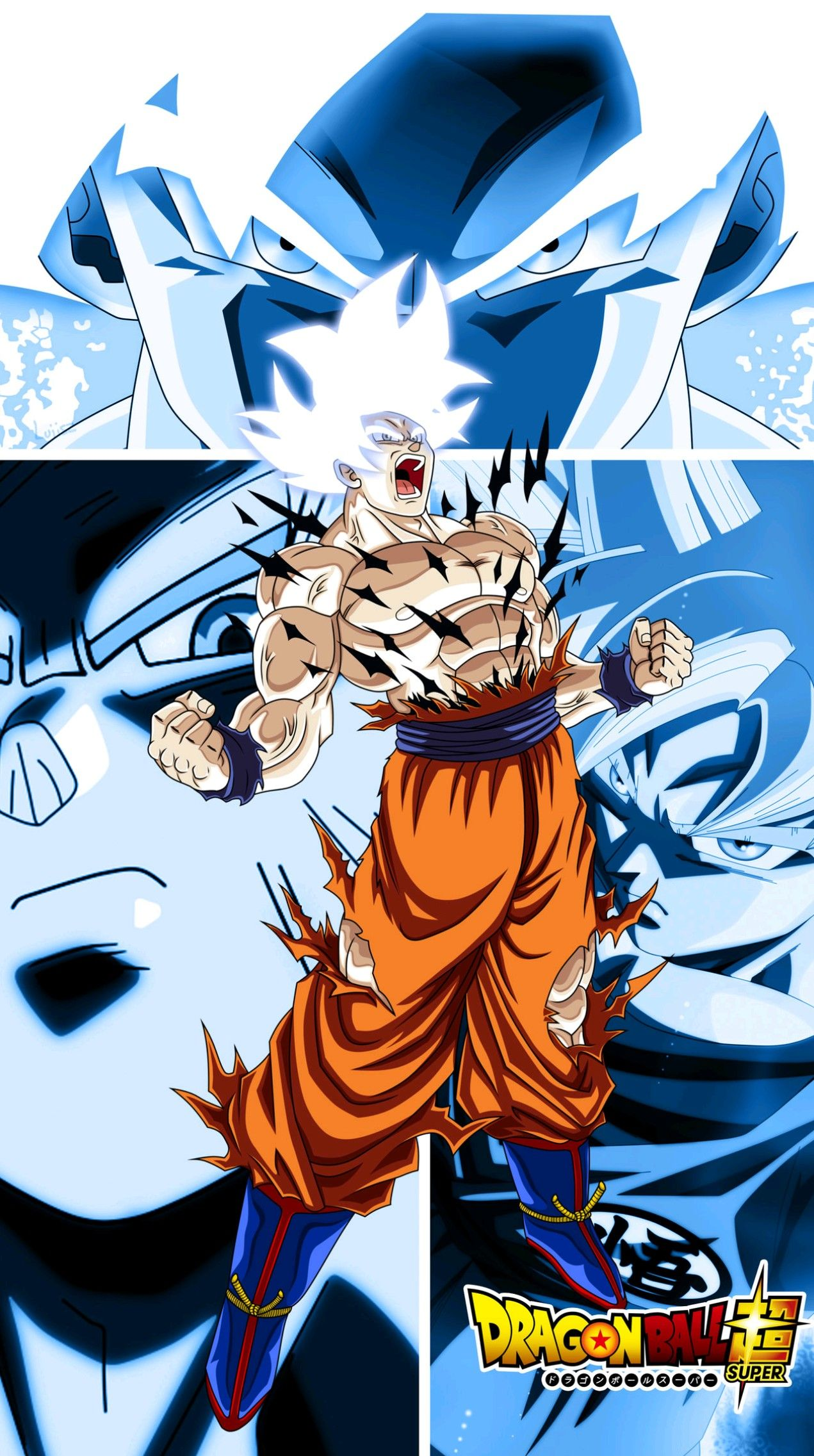 Goku Ultra Instinct Dragon Ball Super Dragon Ball Gt Wallpaper