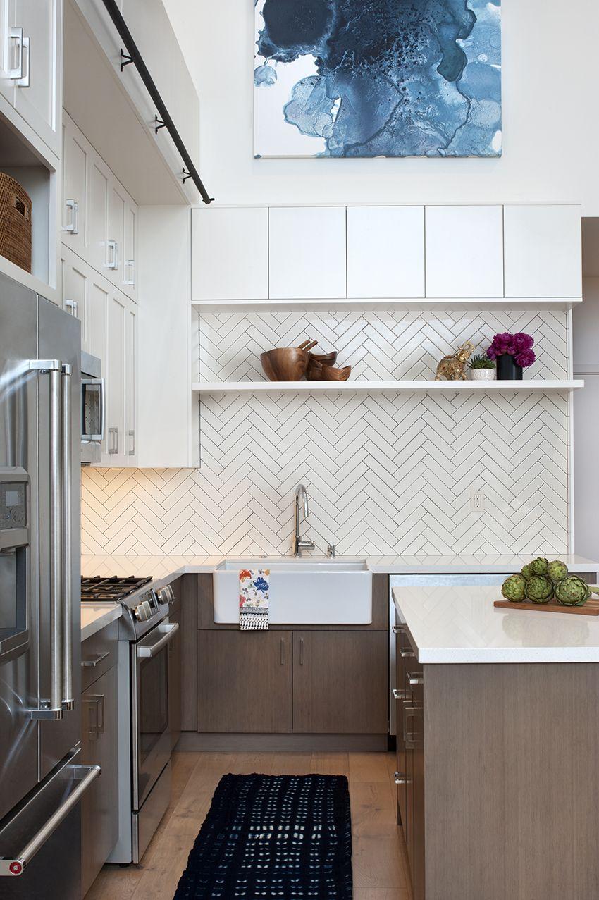 san francisco interior design company regan baker design - soma loft