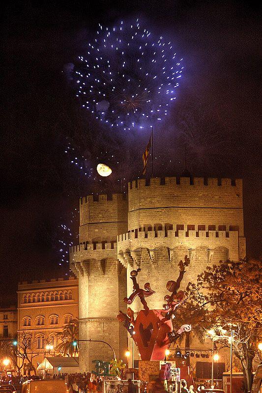 Fiesta - Valencia, Spain