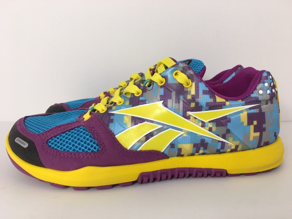 zapatos reebok crossfit mujer 6.5