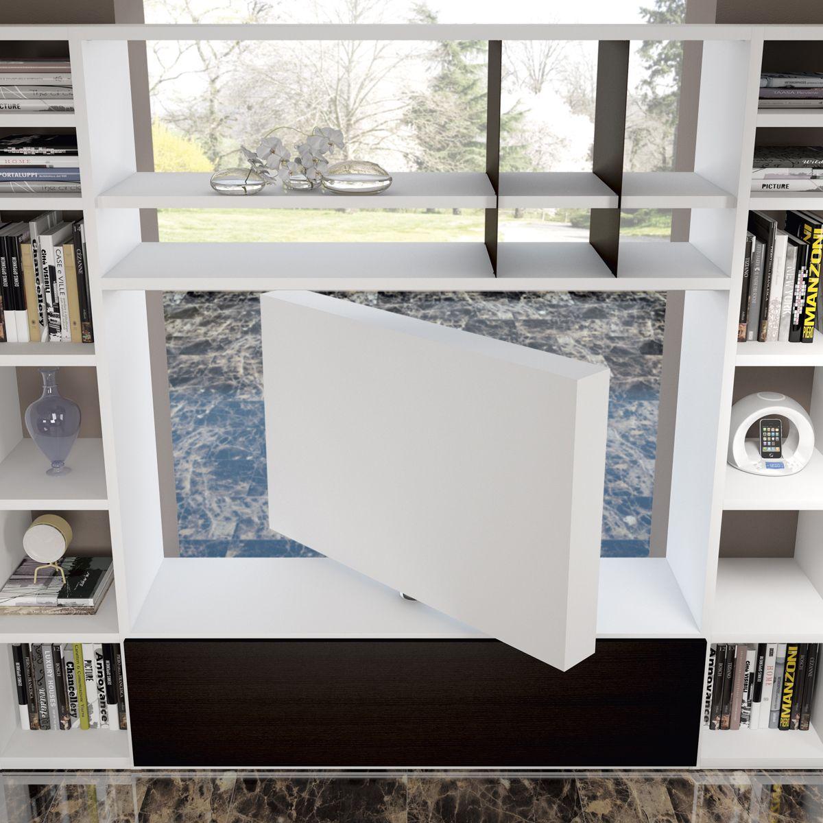 Porta tv girevole orientabile free view mood dettaglio