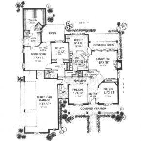 House Plans Designs Monster House Plans Garage House Plans Floor Plans