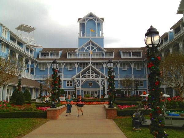 The Beach Club Hotel At Disney World