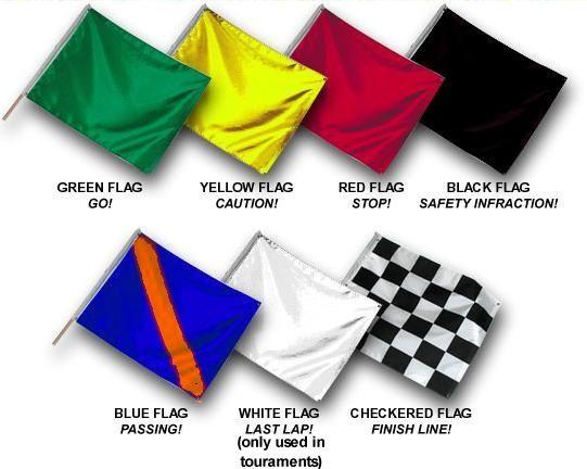 Tutorial Make A Diy Car Racing Flag Kart Racing Flag Racing