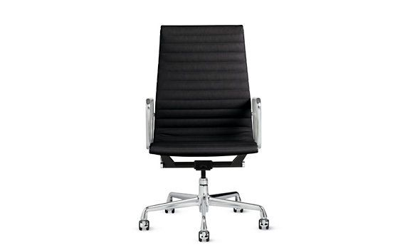 Amazing Eames Aluminum Group Executive Chair Hac Burlingame Ncnpc Chair Design For Home Ncnpcorg