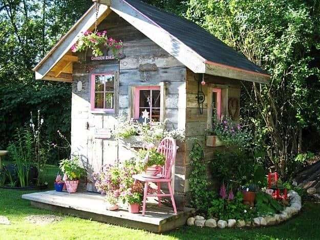 Country Cottage Shed Country Cottage Style Design Always Adds A