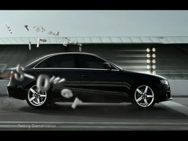 Audi commercial (new music)