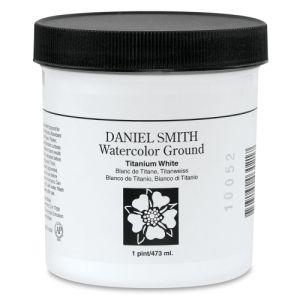 Daniel Smith Watercolor Ground Titanium White Will Smith