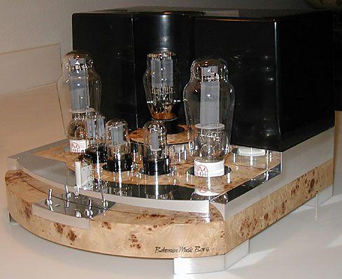bohemian music box 300b pp rhapsody hi fi aspirations valve amplifier vacuum tube audio. Black Bedroom Furniture Sets. Home Design Ideas